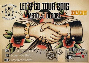 LET'S GO TOUR 2015